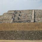 Xochicalco, Morelos, Mexico by Allen Lucas