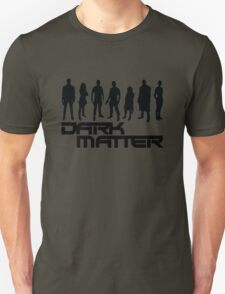 dark matter - black T-Shirt