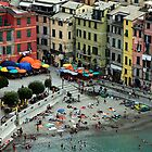 Vernazza - Cinque Terre, Italy by Ruth Durose