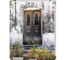 Forsaken House I iPad Case/Skin