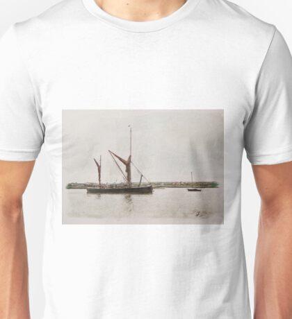 Thames Barge Maldon Unisex T-Shirt