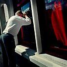 Peeping Tom by Farfarm