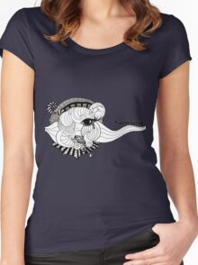 My State Of Emotion – 2011 Women's Fitted Scoop T-Shirt