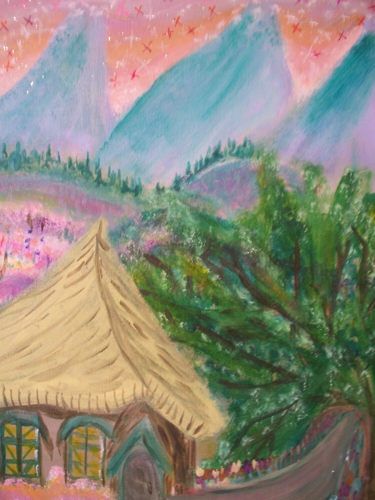 Dwelling Amongst The Stars by Ella May