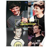 Sunshine - Louis Tomlinson Poster