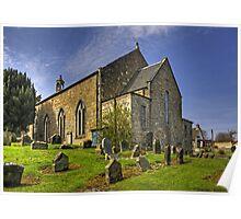 Torryburn Parish Church Poster