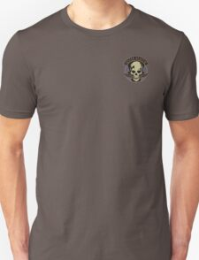 Metal Gear Solid - Outer Heaven (Alternate coloring, over heart) Unisex T-Shirt