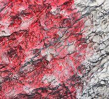 Bloody stain by dominiquelandau