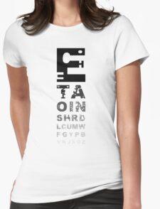 ETAOIN Womens Fitted T-Shirt
