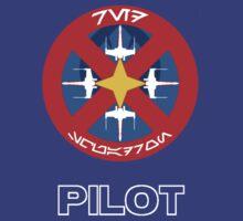 Star Wars Unit Insignia - Red Squadron by cobra312004