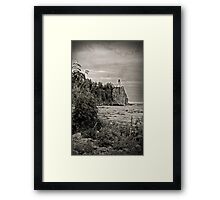 Distant Guide Framed Print