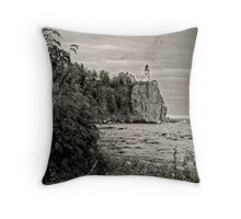 Distant Guide Throw Pillow