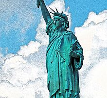 Lady Liberty I by photojeanic