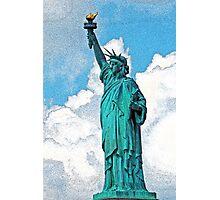 Lady Liberty I Photographic Print