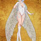 Demon Queen Seraphim by RileyOMalley