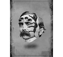 The Amazing Man-Spider Photographic Print