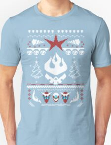 An Ugly Gurren Lagann Christmas Sweater  T-Shirt