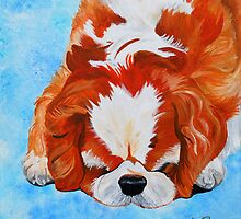 pooch portrait  by grostique