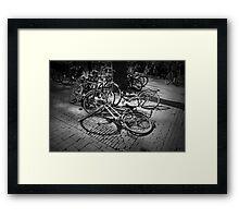 Abandoned by the Light Framed Print