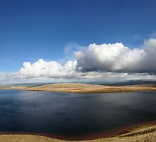Llyn-y-fan Fawr by Anthony Thomas