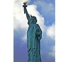 Lady Liberty II Photographic Print