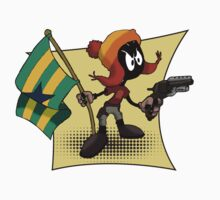 Marvin the Browncoat by dmbarnham