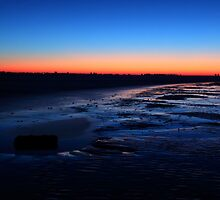 Morning Twilight by kathy s gillentine