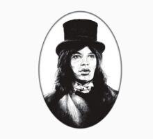 Mick Jagger by Tarryn Gordon