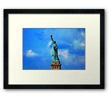 Lady Liberty III Framed Print