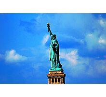 Lady Liberty III Photographic Print