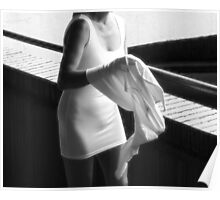 Little White Dress 014 Poster