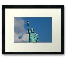 Lady Liberty IV Framed Print