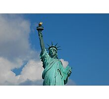 Lady Liberty IV Photographic Print