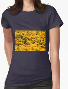 Daisy 5 Womens Fitted T-Shirt