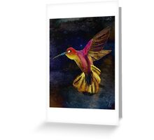 Scorched Greeting Card