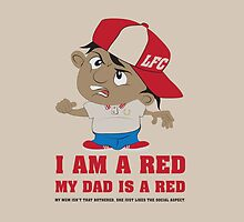 I AM A RED... by EvilGravy