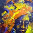 A touch of Africa 2 by Ivana Pinaffo