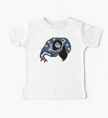 Pixel night Marceline Baby Tee