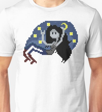 Pixel night Marceline Unisex T-Shirt