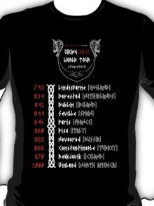 Viking Rage World Tour T-Shirt