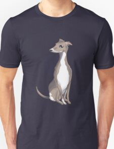 Italian Greyhound Space T-Shirt