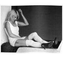 Little White Dress 031 Poster