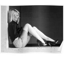 Little White Dress 038 Poster