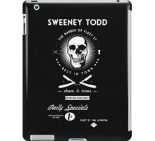 daily specials iPad Case/Skin