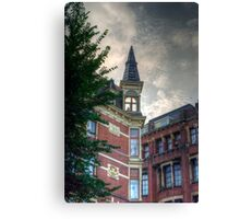 Ghost In the Tower Canvas Print