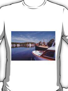 Seaport Scenery 5 T-Shirt