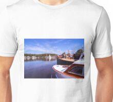 Seaport Scenery 5 Unisex T-Shirt