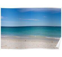 Beach Shot 2 Poster
