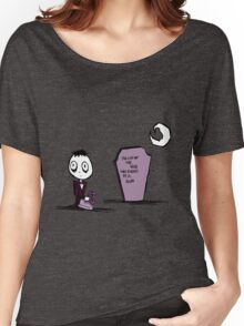 Can't We talk About this Dear? (MissionMonday 9.6.10)) Women's Relaxed Fit T-Shirt