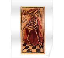 DEATH - TAROT CARDS Poster